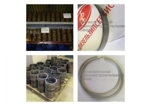 Поршневые и маслосъёмные кольца на двигатели NVD26, НВД26, НВД48, NVD48, NVD36, Д49.